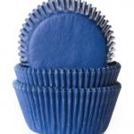 Caissettes à Cupcakes Bleu