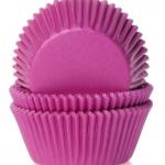 Caissettes à Cupcakes Fushia