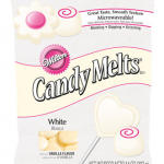 Candy Melts Wilton Blanc