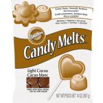 Candy Melts Wilton Chocolat lait