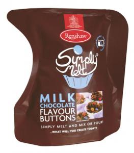 Simply Melt Chocolat au lait