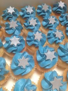 Cupcakes étoile